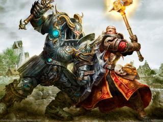 обои Warhammer online age of reckoning фото