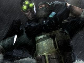 обои Game splinter cell chaos theory фото
