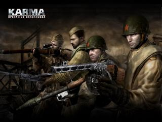 обои Karma Operation Barbarossa фото
