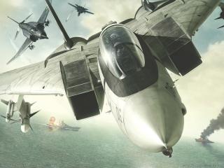 обои Игра ace combat 5 the unsung war фото