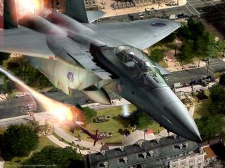 обои Ace Combat X: Skies of Deception фото