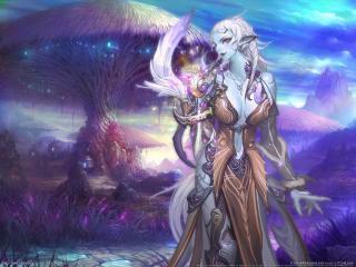 обои Aion tower of eternity игра фото