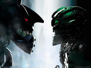 обои Wallpaper bionicle heroes фото