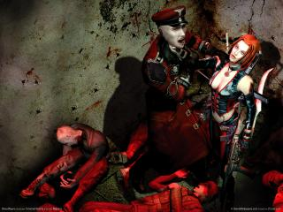 обои Bloodrayne wallpaper фото