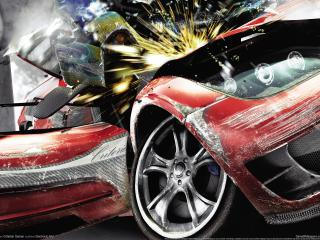 обои Game Burnout paradise фото