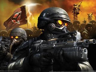 обои Игра Killzone 2 фото