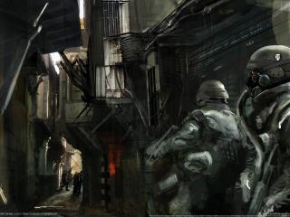 обои Killzone 2 game фото