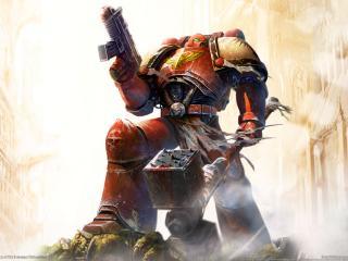обои Game warhammer 40,  000 dawn of war II фото