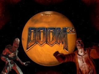обои Doom 3. Red Planet фото
