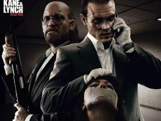 обои для рабочего стола: Kane & Lynch: Смертники