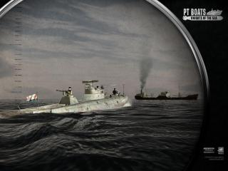 обои PT Boats: Knights of the Sea фото
