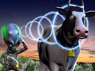 обои Destroy all humans фото