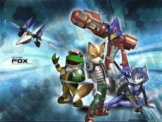 обои Star Fox Assault фото
