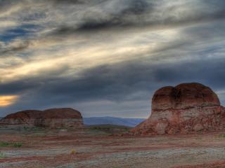 обои Planet Scenes пустыня фото
