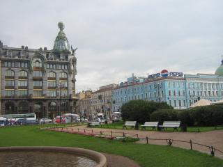 обои Город,   дома,   Петербург фото