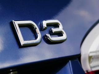 обои BMW D3 вид со стороны эмблемы фото