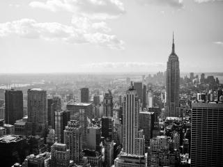 обои Мрачный Нью Йорк фото
