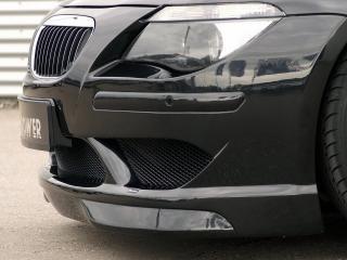 обои BMW G POWER M6 вид со стороны боковой юбки фото