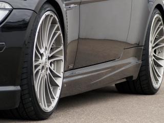 обои BMW G POWER M6 вид со стороны колеса фото