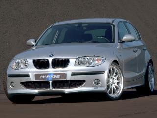 обои BMW hartge h1 вид в движении фото
