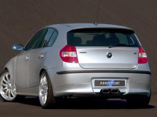 обои BMW hartge h1 вид сзади_ фото