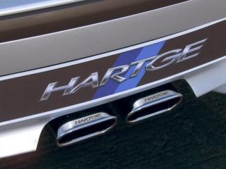обои BMW hartge h1 вид со стороны эмблемы фото