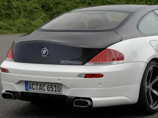 обои BMW_6-tension вид со стороны фары с другого ракурса фото