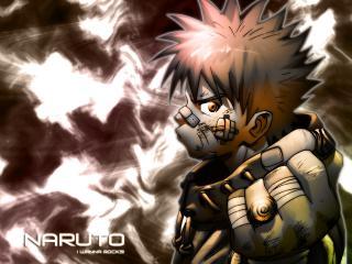 обои Naruto - I wanna Rocks фото