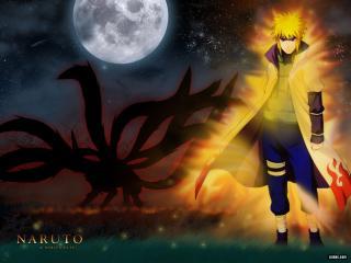 обои Naruto - A Hero фото