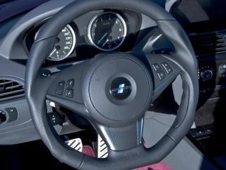 обои BMW_645Ci_HARTGE вид изнутри фото
