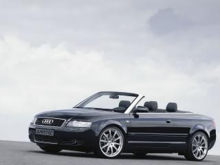 обои Audi A4 sportec вид с другого плана фото