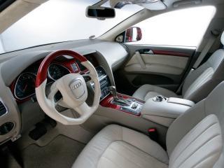 обои Audi Q7 JE DESIGN вид изнутри_ фото