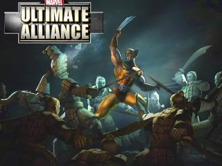 обои Marvel Ultimate Alliance Wolverine фото