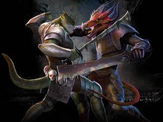 обои Everquest 2 Rise of Kunark фото