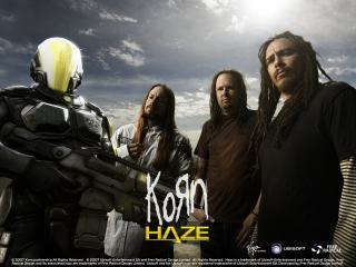 обои Korn Haze (Promotional Photo) фото