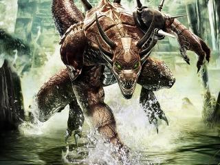 обои Dungeons and Dragons Dragonshard фото