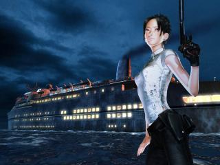 обои Resident Evil Dead Aim фото