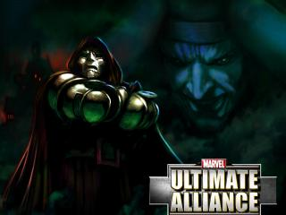 обои Marvel Ultimate Alliance Doom фото