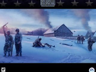 обои Medal of Honor Allied Assault фото