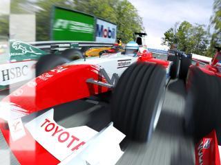 обои Formula One 2002 фото