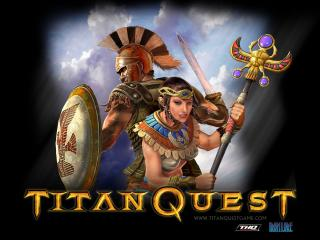 обои Titan Quest Immortal Throne фото