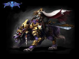 обои Myth War Online MMORPG фото