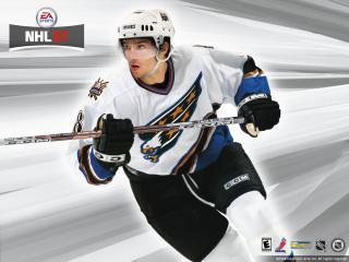 обои NHL 07 2006 Alexander Ovechkin фото