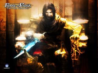 обои Prince of Persia The Two thrones фото