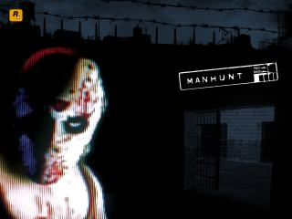 обои Manhunt by Rockstar Games фото