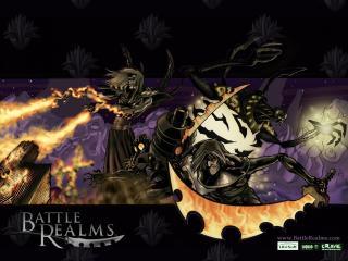 обои для рабочего стола: Battle Realms
