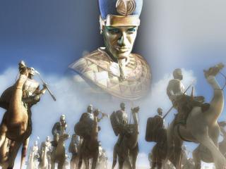 обои Praetorians Strategy фото