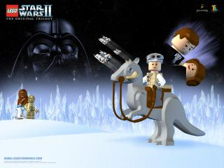 обои LEGO Star Wars 2 The Original Trilogy фото