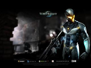 обои TimeShift (Sci-fi FPS Game) фото