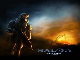 обои Halo 3 by Bungie Studios (X360) фото